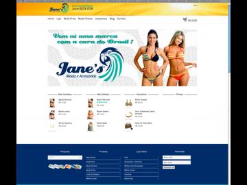 eCommerce-Janes