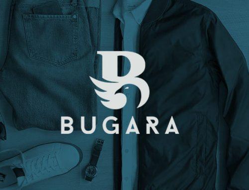 Logotipo para marca de roupas – Bugara
