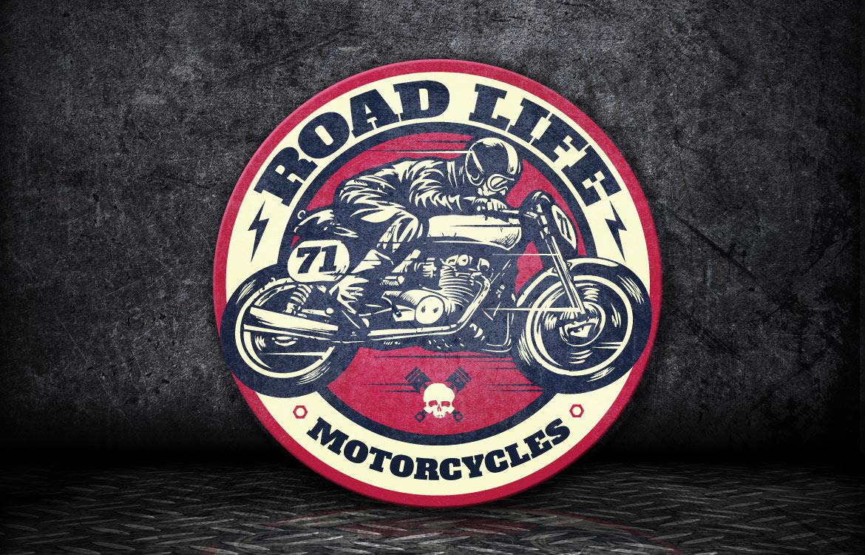 Criação de logotipo para empresa automotiva