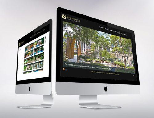 Criação de Site – BeneditoAbbud.com.br