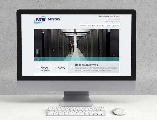 Criação de Site – NetStor.com.br