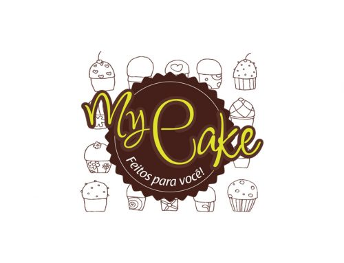 Logo confeitaria – My Cake