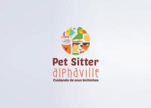Criação de logotipo para pet sitter