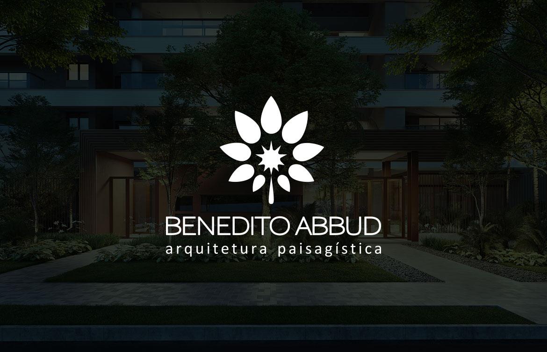Criação de logotipo para arquiteto paisagista