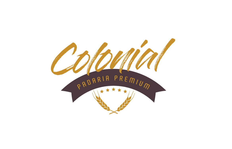 Criação de logotipo para padaria