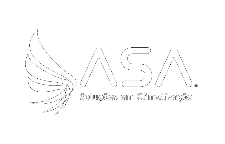 Criação de logotipo para empresa de climatização