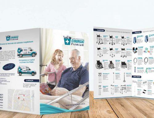 Criação de Catálogo de Produtos – Cirurgic Premium