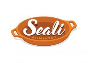 Logotipo para empresa de embalagens alimentícias