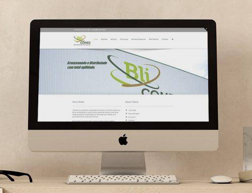 Criação de Site – BliComex.com.br
