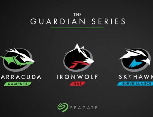 Apresentação Guardiões dos Dados – Seagate