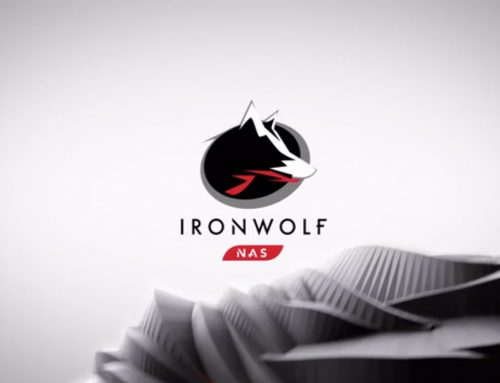 Apresentação IronWolf – Seagate