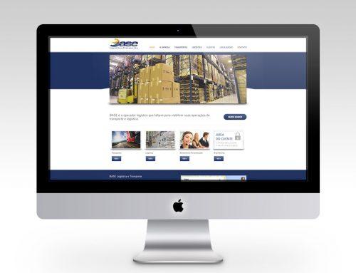 Criação de Site – BaseLT.com.br
