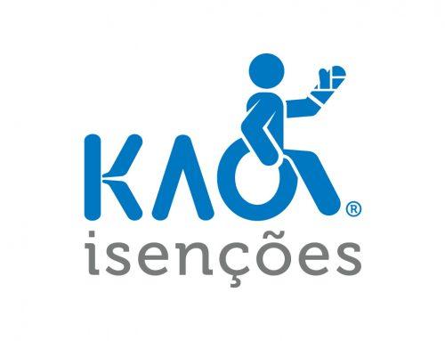 Logotipo Kao Isenções