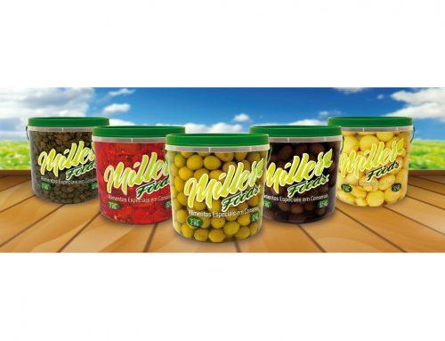 Embalagem Miller Foods