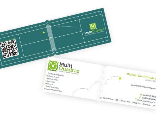 Cartão de Visita – MultiQuadras