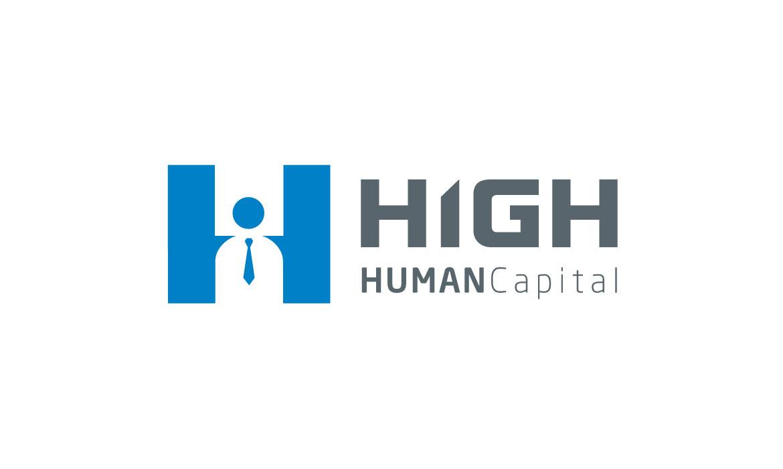 Criação de logotipo para empresa de recrutamento