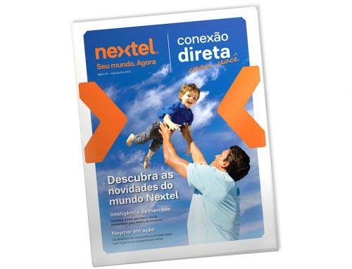 Capa – Revista Nextel