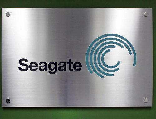 Placa Personalizada – Seagate