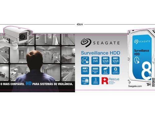 Testeira Surveillance HDD – Seagate