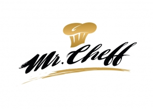 Logotipo para linha de produtos alimentícios
