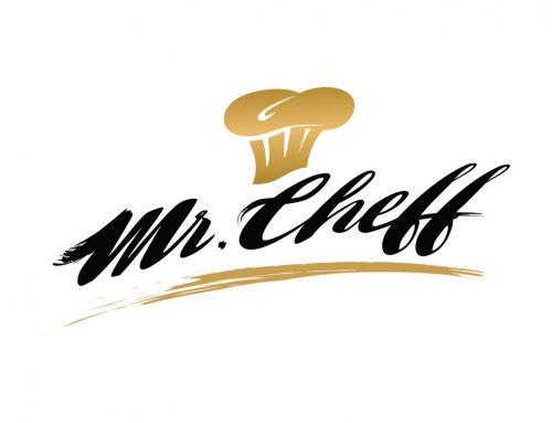 Logotipo Mr. Cheff