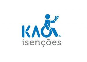 Criação de logotipo para empresa de isenções