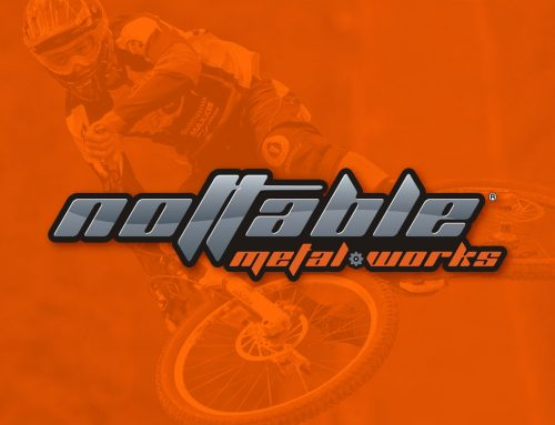 Logotipo Nottable Metal Works ®