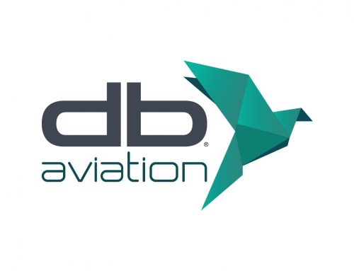 Logotipo DB Aviation