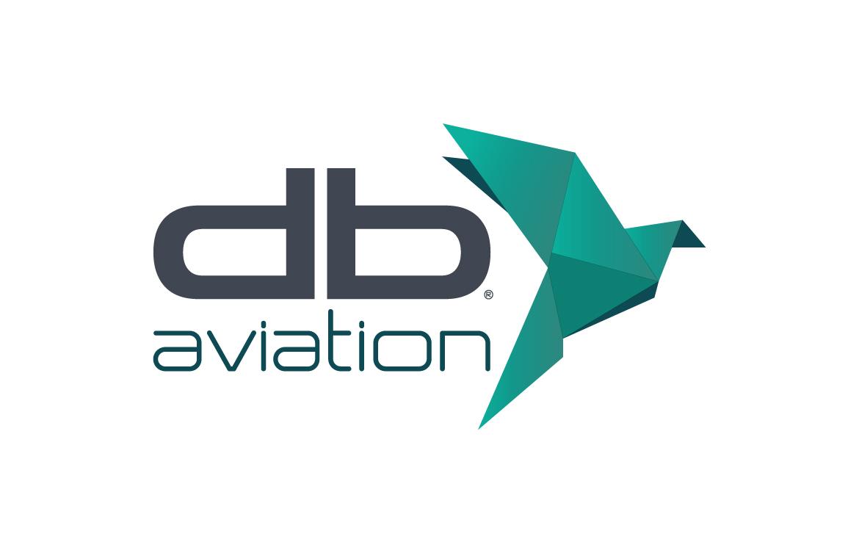 Criação de logotipo para empresa de aviação