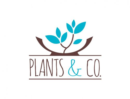 Logotipo Plants and Co