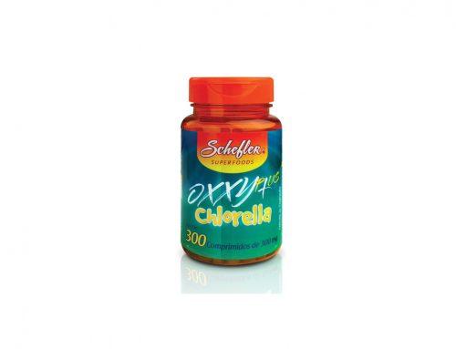 Embalagem Chlorella – Schefler