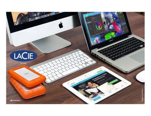 Social Media para tecnologia – LaCie/Seagate