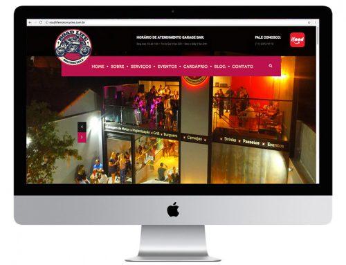 Criação de Site – RoadLifeMotorcycles.com.br