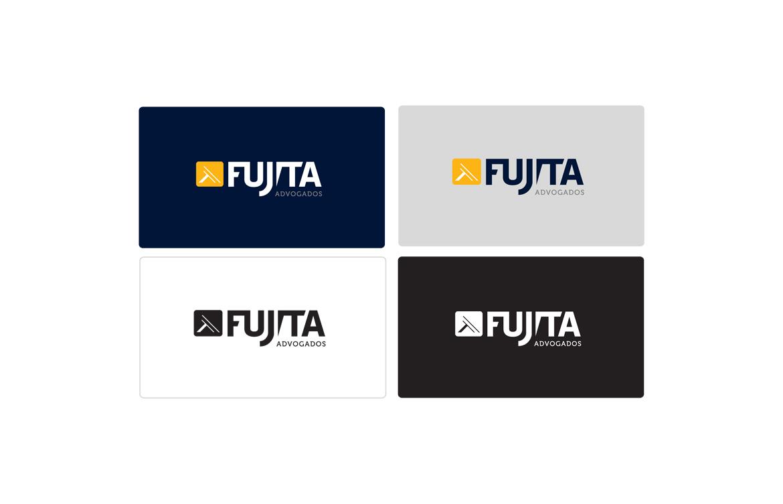 Criação de logotipo para empresa de advocacia