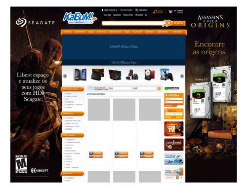 Personalização de portal de tecnologia