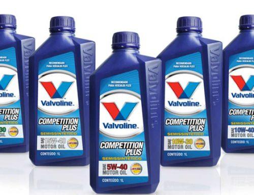 Criação de Família de Rótulos e Embalagens para Valvoline do Brasil