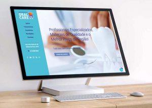 Criação de site para consultórios