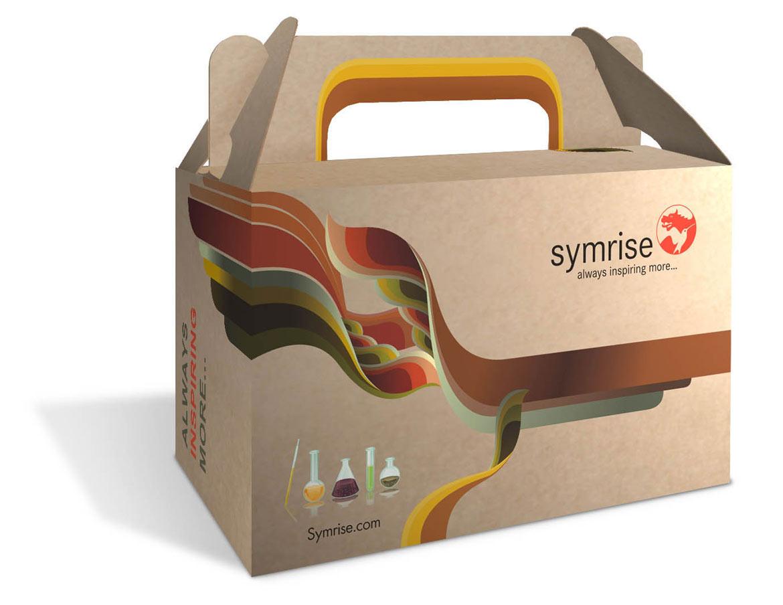 Embalagem personalizada para produtos