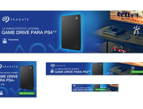 Web banner digital – Seagate