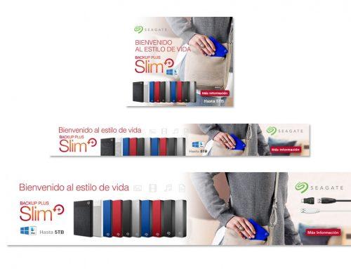 Web banner Slim – Seagate