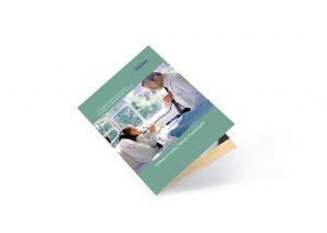 Criação de folder de Saúde