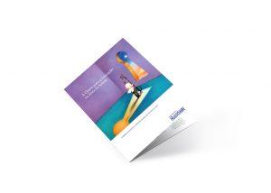 Personalização de folder de saúde