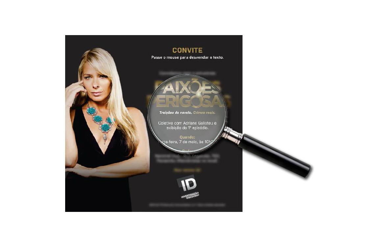 convite digital interativo