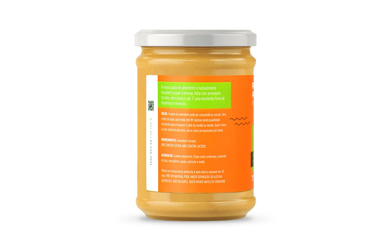 Produção Fotográfica pasta de amendoim