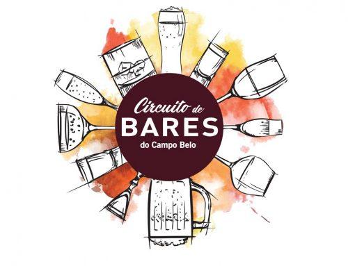 Criação de logotipo para evento – Circuito de Bares do Campo Belo