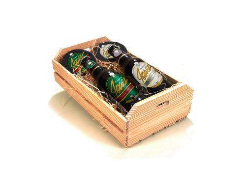 Embalagem personalizada para cervejarias – Cavera Jones Beer