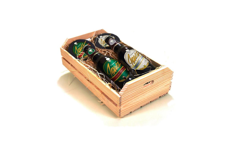 Embalagem personalizada para cervejarias
