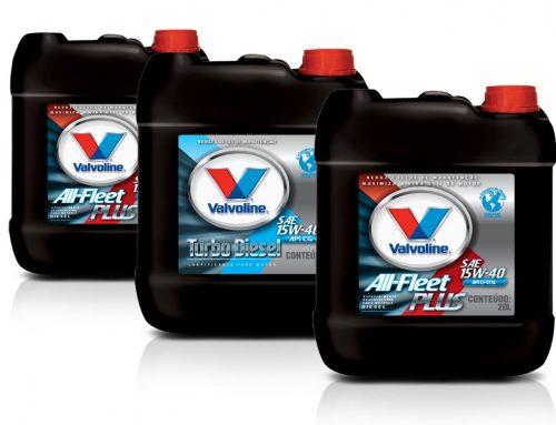 Criação de embalagens para produtos de carros – Valvoline