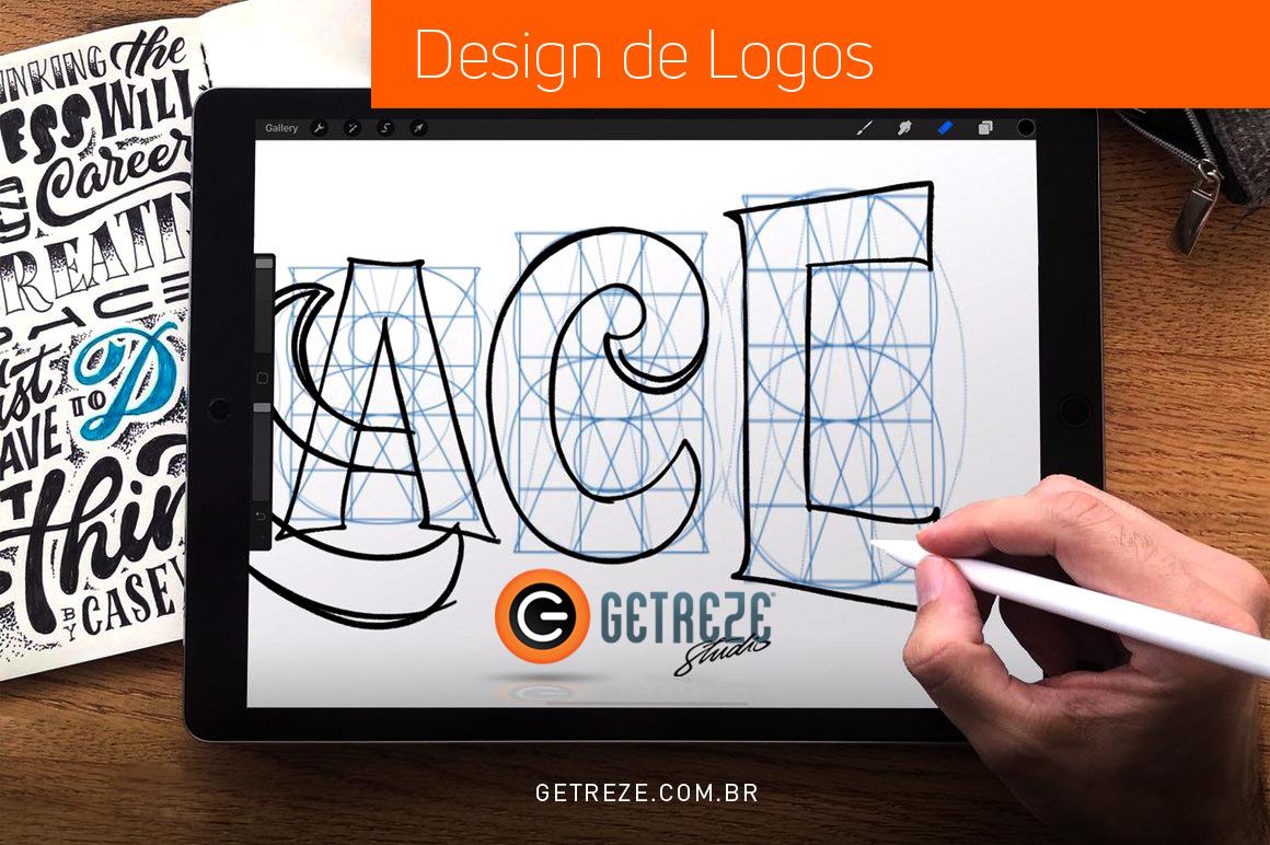 Contratar designer para criação de logomarca