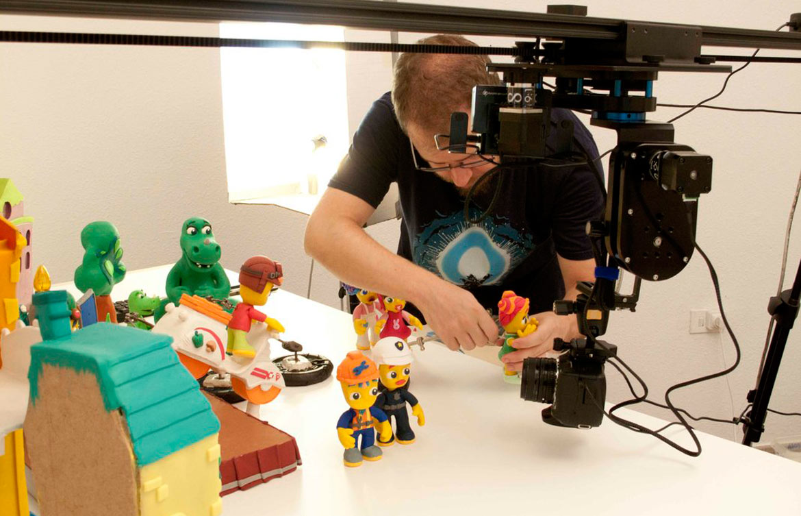 dicas stop motion